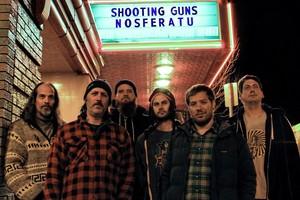 Premiere/ Album Review: Nosferatu by Shooting Guns – The